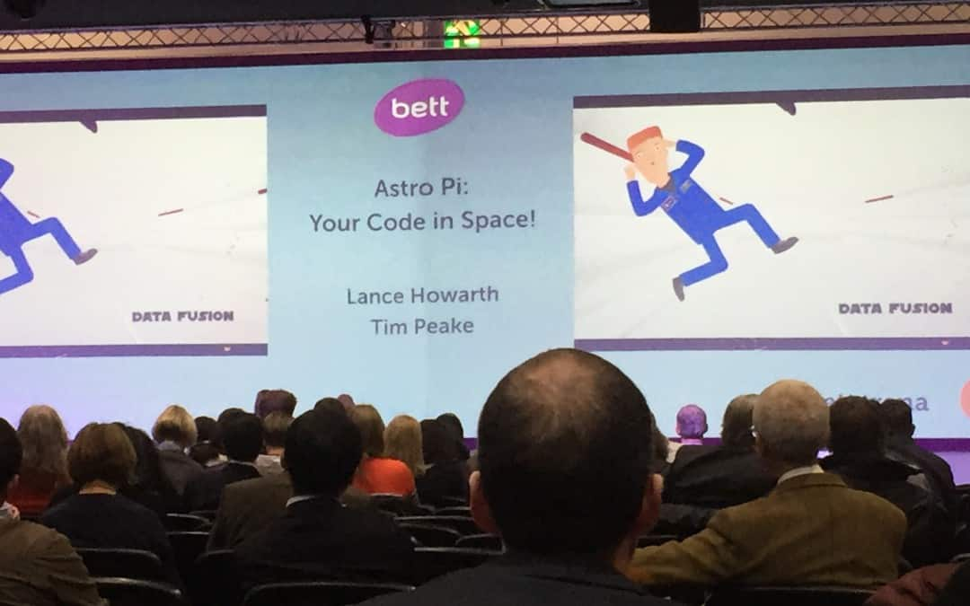 Should you exhibit at BETT? BETT 2015 mini review
