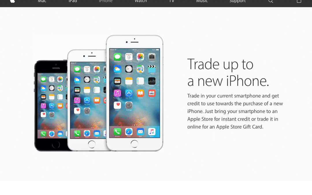 Don't be like Apple: why discount price offers are terrible.