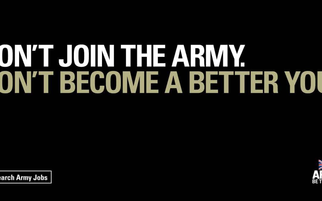 Army Recruitment Campaign