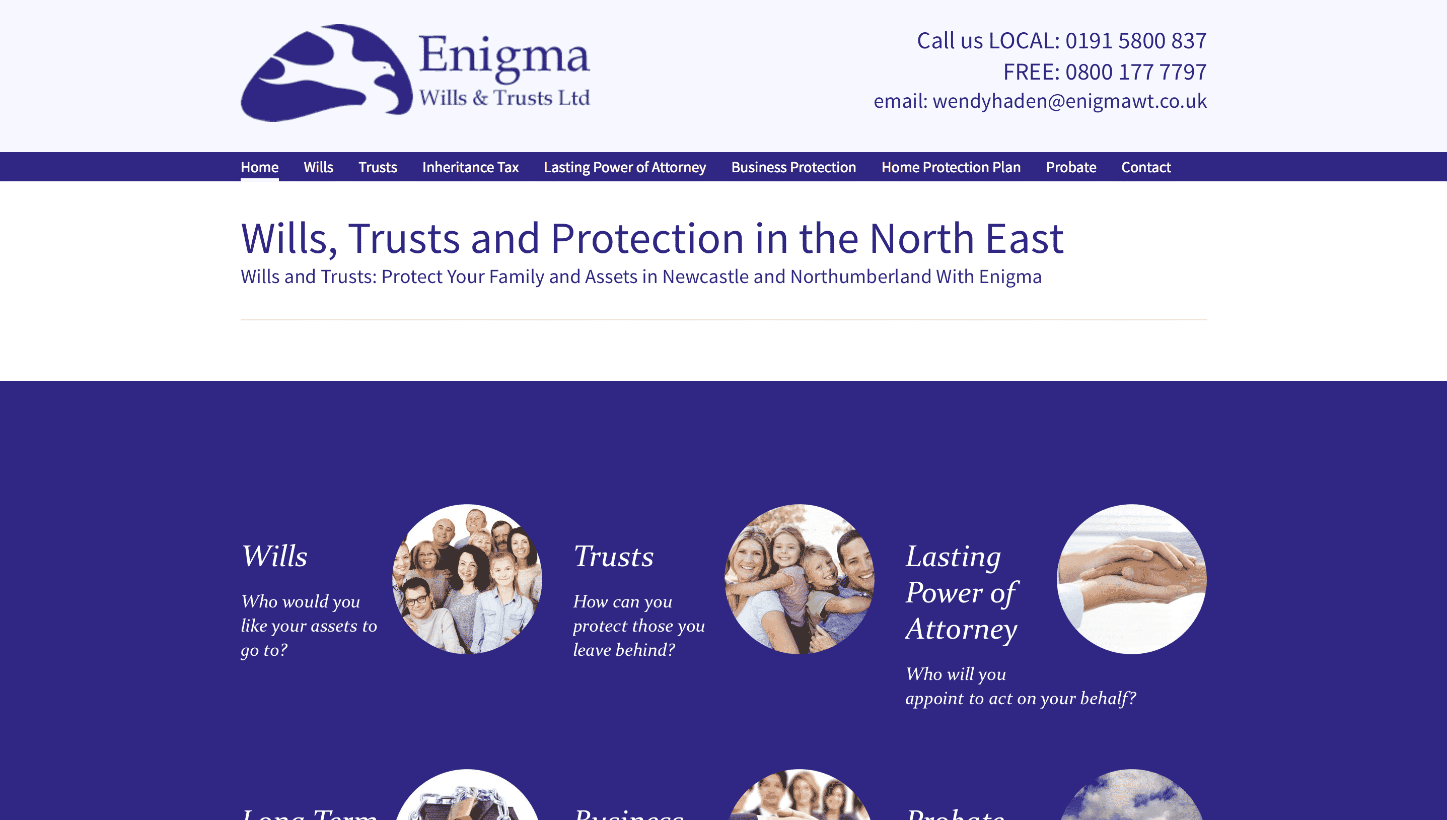 Enigma Wills and Trusts 1